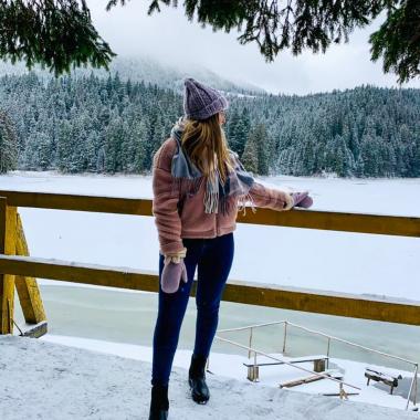 7 причин поїхати на Закарпаття взимку